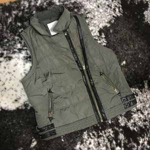 Maurices | army green puffer vest